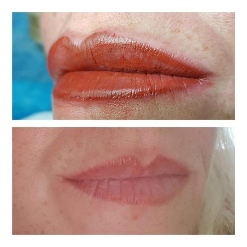 dermopigmentacion delineado de labios