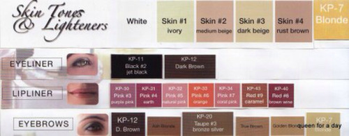 dermopigmentacion micropigmentacion cursos* talleres* kits*