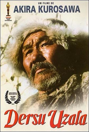dersu uzala dvd akira kurosawa cinema japones russo
