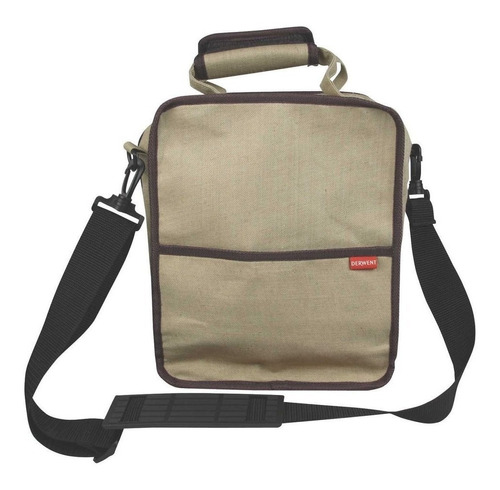 derwent canvas carry-all bag + carry all pencil storag *full