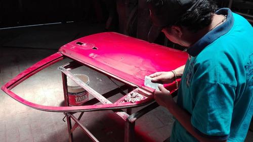 desabolladura y pintura profesional de autos