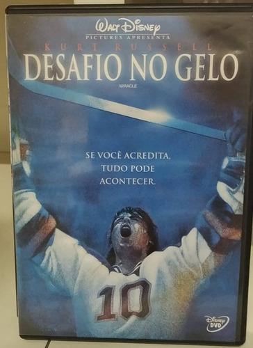 desafio no gelo -dvd