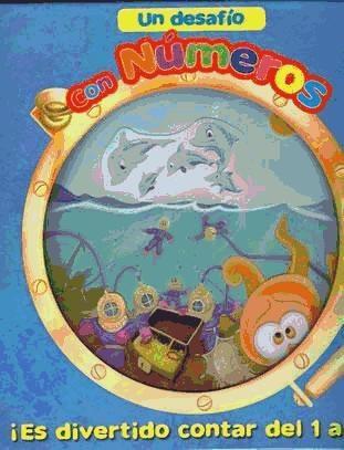 desaf¿o con n¿meros(libro infantil)