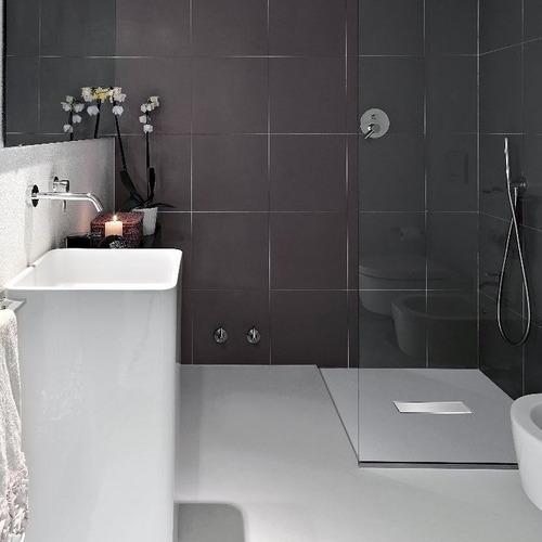 desague ducha lineal fluenza acero inox clasico mate 30cm
