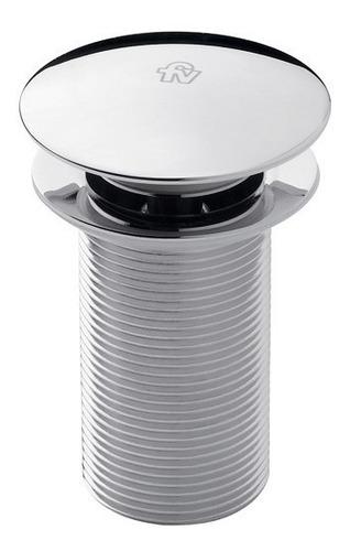 desagüe sopapa fv soft touch / pop-up lavatorio 0248.01 crom