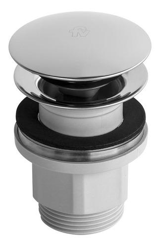 desagüe sopapa lavatorio soft touch fv 0248.10 acero inoxida