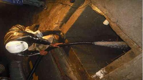 desalojo de pozos sépticos y destape de cañerías y tuberías