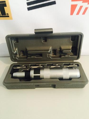 desarmador de impacto c/puntas y socket 3/8 envio gratis
