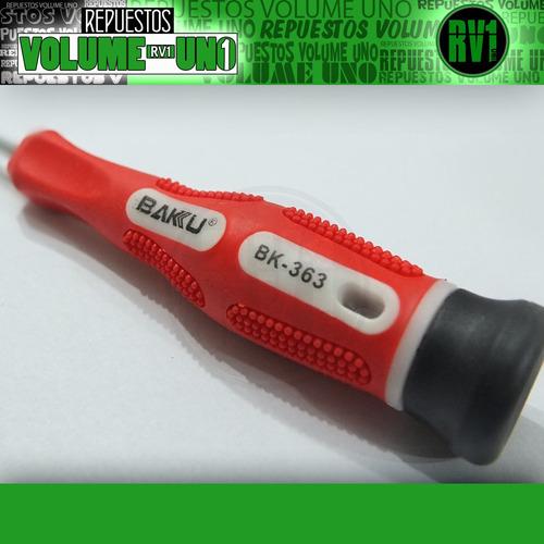 desarmador destornillador iphone 4/4s/5/5c/5s/6/6s/7s