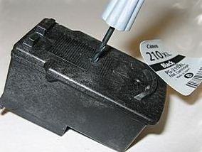 desarmardor punta de broca para perforar cartuchos