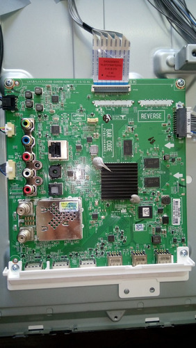 desarme tv lg modelo 32lf585b-se. es smart tv.
