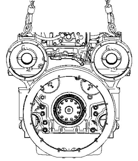 Desarme Y Armado Motor Cat C15 C18