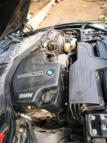 desarmo bmw 328i twin turbo modelo 2014 solo por partes