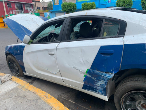 desarmo dogde charger 2018