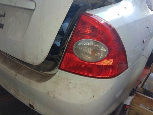 desarmo ford focus 2009 sedan europa 2011 para partes piezas