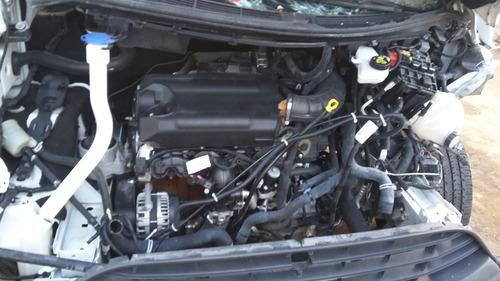 desarmo ford transit custom diesel mod 2014 por partes
