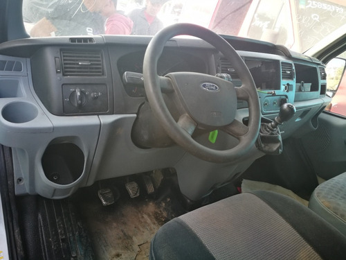 desarmo ford transit diesel modelo 2010 por partes