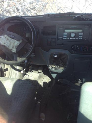 desarmo ford transit disel chasis cabina modelo 2013 x parte