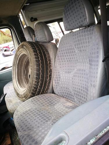desarmo ford transit tdi modelo 2009 solo por partes