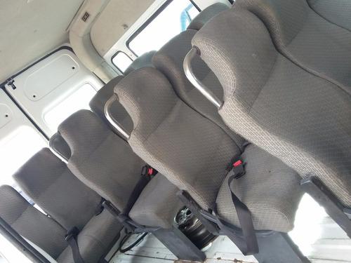 desarmo ford transit tdi pasajeros solo por partes