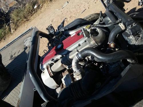 desarmo hino 300 modelo 2012 turbo diesel solo por partes