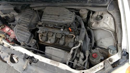 desarmo honda civic 2002 motor transmision autopartes