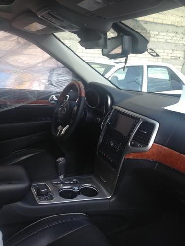 desarmo jeep grand cherokee 2010-2014 por partes