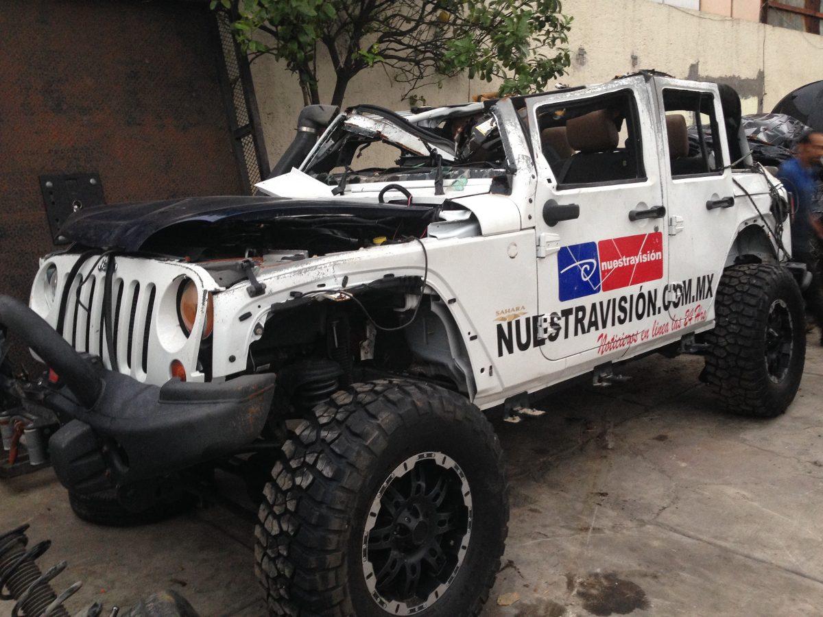 partes usadas para jeep wrangler usado en mercado libre méxico
