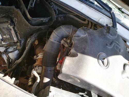 desarmo mb sprinter cdi 153 turbo  2012 diesel por partes