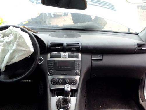 desarmo! mercedes benz c280 2006 auto partes y refacciones