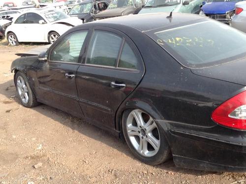 desarmo! mercedes e500 2008 auto partes refacciones europeas