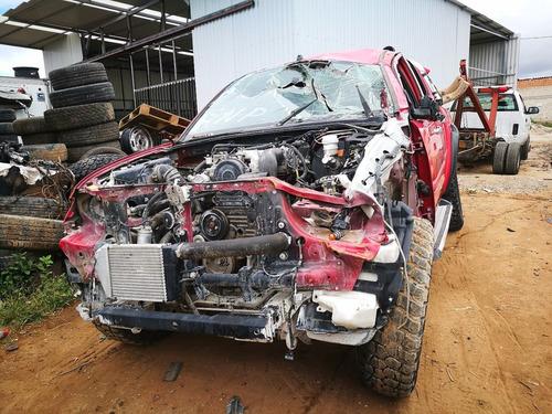 desarmo mitsubishi l200 4x4 diesel mod 2015  solo por partes