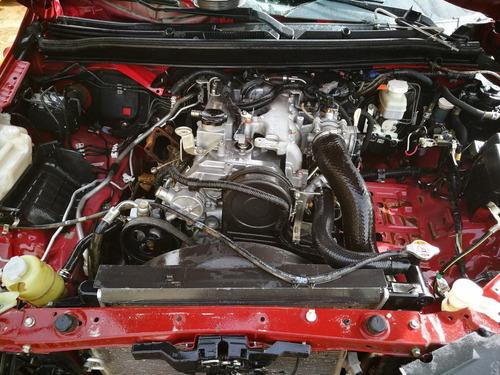 desarmo mitsubishi l200 diesel 4x4 mod 2016 por partes