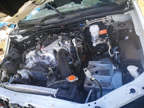 desarmo mitsubishi l200 diesel 4x4 modelo 2015 por partes