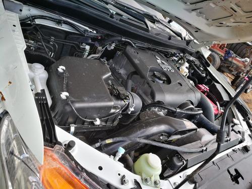 desarmo mitsubishi l200 diesel 4x4 modelo 2017 por partes