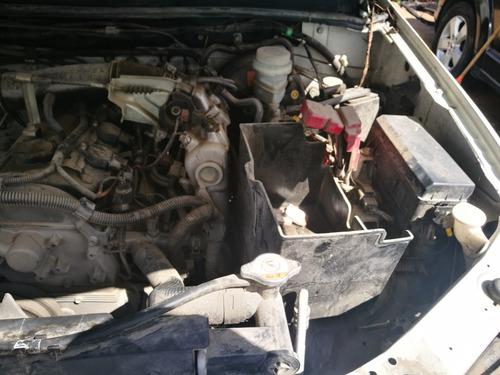 desarmo mitsubishi l200 gasolina 4x2 solo por partes