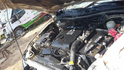 desarmo mitsubishi l200 mod 2012 turbo disel 4x4 por partes