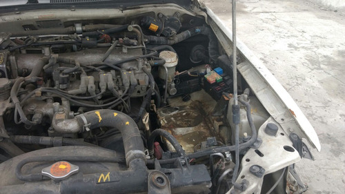 desarmo mitsubishi montero 2008 motor transmision