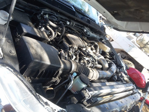 desarmo nissan frontier s 4x4 turbo diesel 2016 por partes