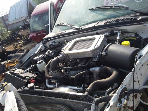 desarmo nissan np300 4x2 turbo diesel solo por partes