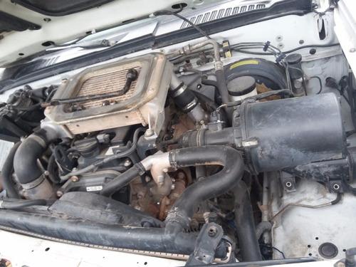 desarmo nissan np300 4x4 doble cabina turbo disel mod 2014
