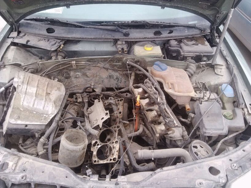 desarmo passat 1.8 turbo 2002 en partes refacciones yonke