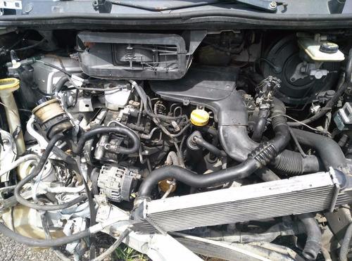 desarmo renault traffic turbo diesel mod 2009 por partes