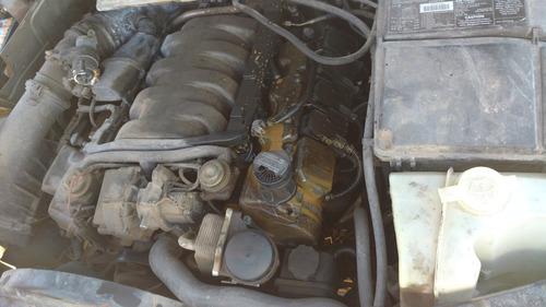 desarmo  vendo partes mercedes 4x4 ml430, aut.8 cil 2001 4.3