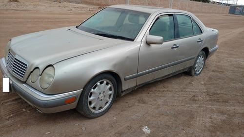 desarmo  vendo partes mercedes e320 6 cil aut.1997