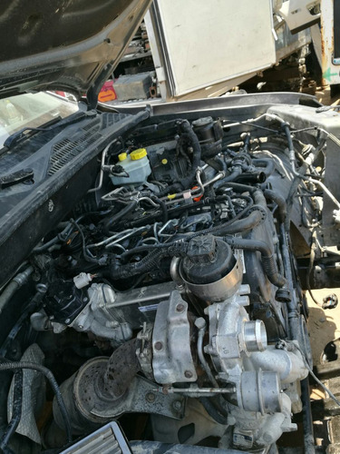 desarmo volkswagen amarok tdi bi-turbo diesel por partes
