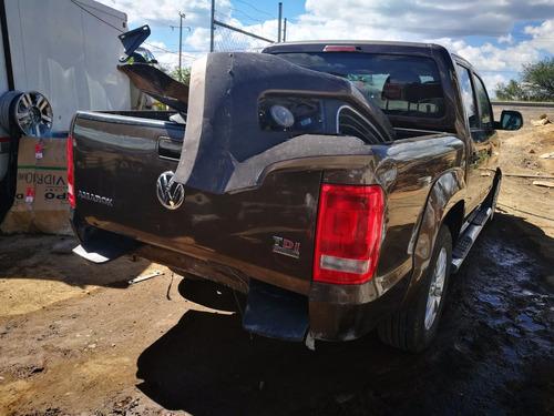 desarmo volkswagen amarok tdi bi turbo mod 2011 por partes