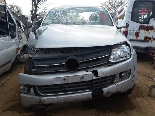 desarmo volkswagen amarok tdi modelo 2012 solo por partes