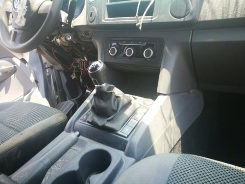 desarmo volkswagen amarok tdi modelo 2015 por partes
