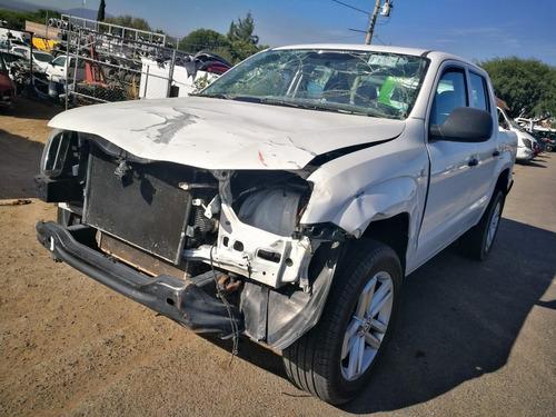 desarmo volkswagen amarok tdi modelo 2016 por partes